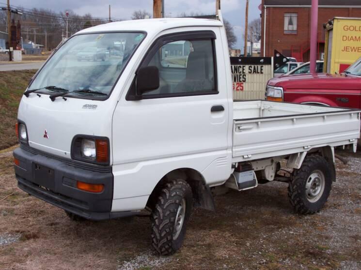 Honda S66 >> MacTown Mini Trucks Japanese Mini Truck 4x4 Kei Truck 4wd ATV Off Road Daihatsu Hijet Honda ...