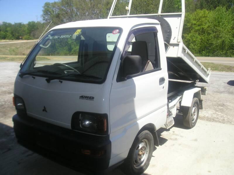 1997 Daihatsu Hijet. Road Daihatsu Hijet Honda