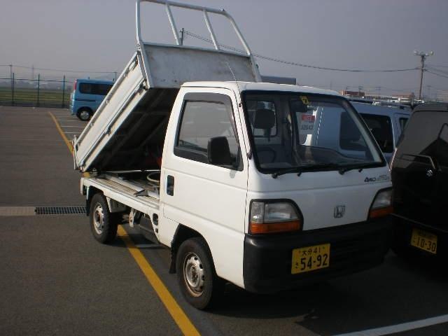 Manuals For Truck 4wd ATV Off Road Daihatsu Hijet Honda