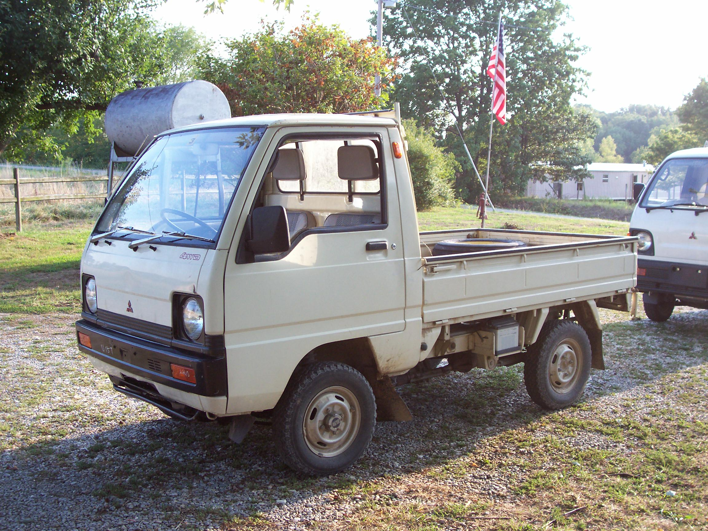 4x4 Off Road >> MacTown Mini Trucks Japanese Mini Truck 4x4 Kei Truck 4wd ATV Off Road Daihatsu Hijet Honda ...