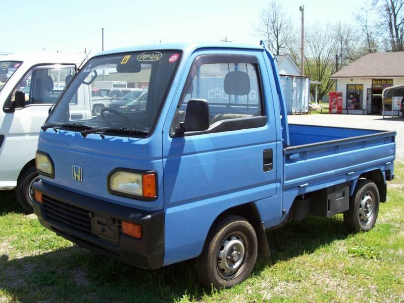 mactown mini trucks japanese mini truck 4x4 kei truck 4wd atv off road daihatsu hijet honda. Black Bedroom Furniture Sets. Home Design Ideas
