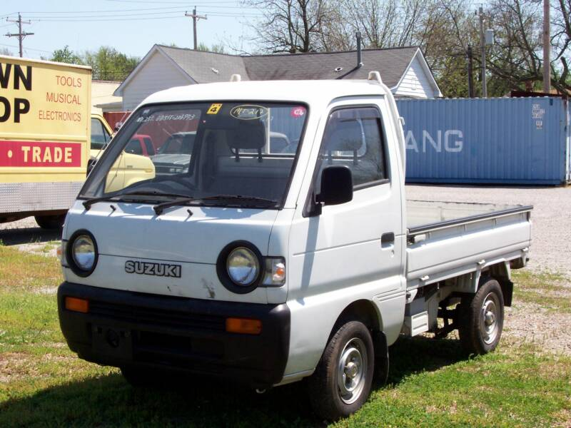 Suzuki Japanese Mini Truck